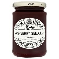 Tiptree Raspberry Seedless Jam 340g