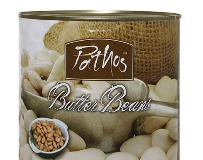 Butter Beans Tinned 800g