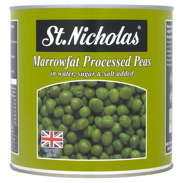 Marrowfat Peas Tinned 2.6kg