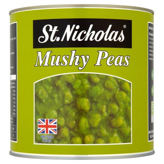 Mushy Peas Tinned 2.6kg