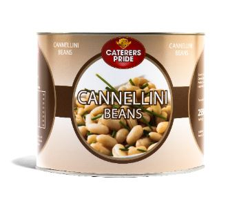 Cannellini Beans In Brine 2.5kg