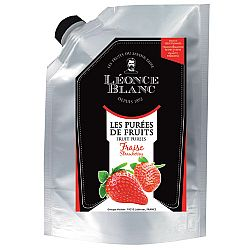 Leonce Blanc Strawberry Puree 1kg
