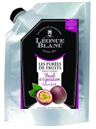 Leonce Blanc Passionfruit Puree 1kg