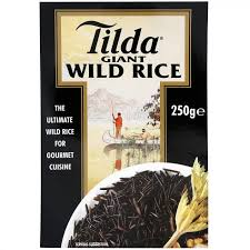 Tilda Giant Wild Rice 250g