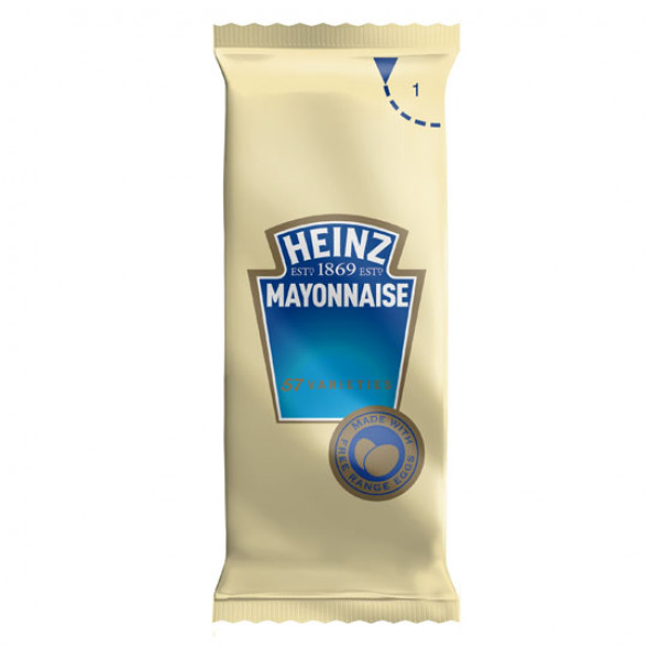 Heinz Mayonnaise Sachets 200 x 12g