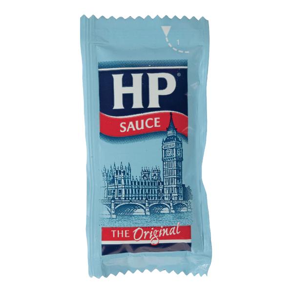 H.P. Brown Sauce Sachets 200 x 12g