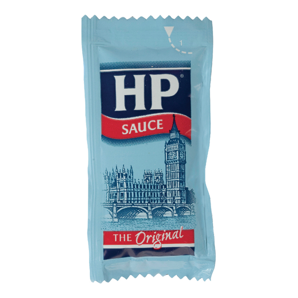 HP Brown Sauce Sachets 200 x 12g