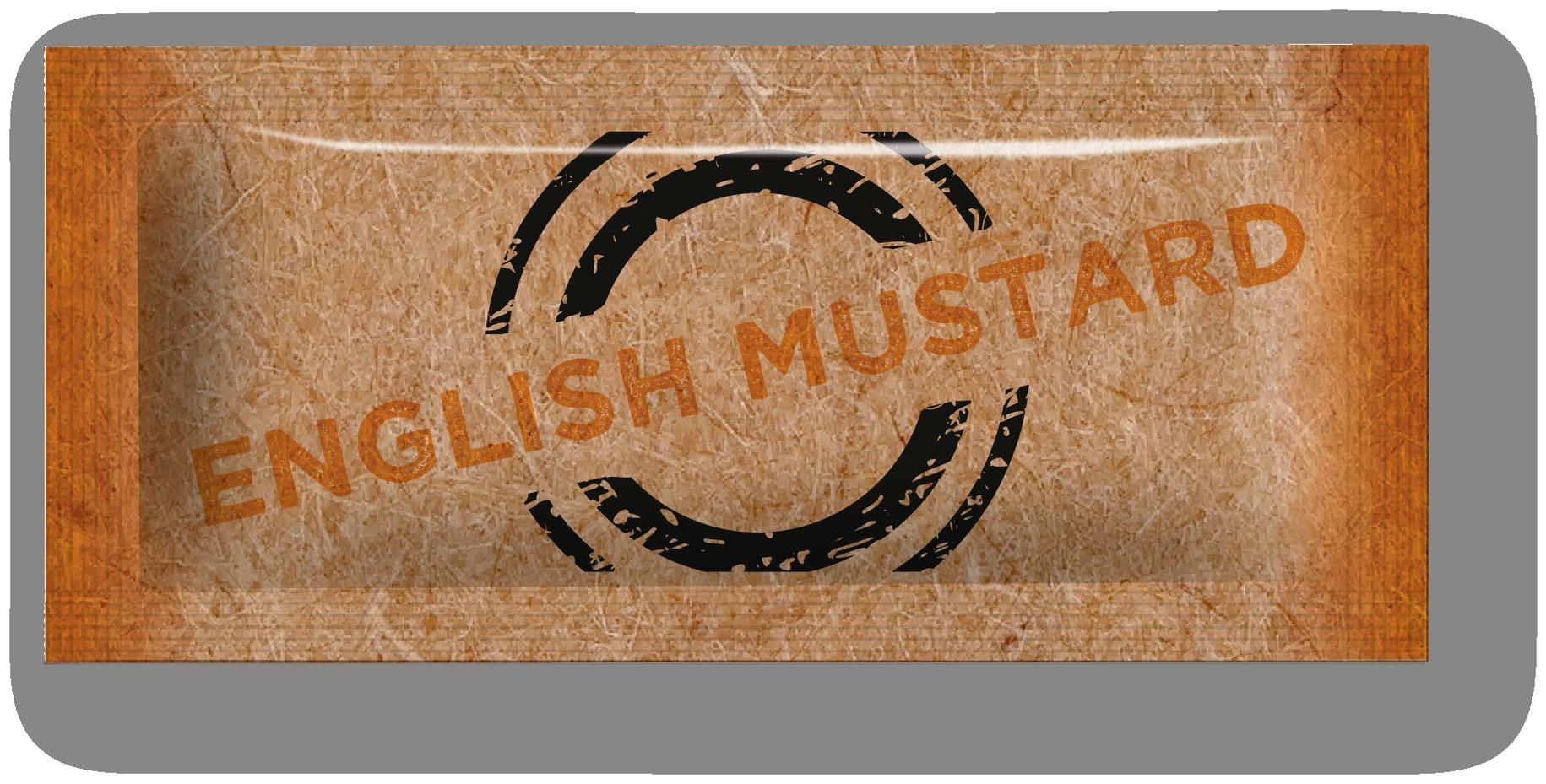 Freshers Mustard Sachets 198 x 10g