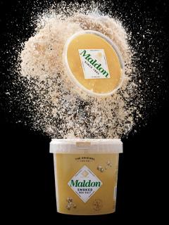 Maldon Smoked Salt 500g