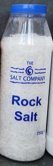 Rock Salt Drum 750g