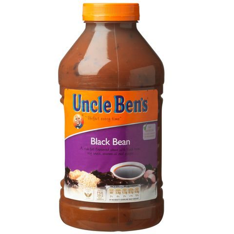 Uncle Bens Black Bean Sauce 2.3kg