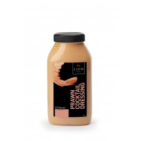 Lion Prawn Cocktail Dressing 2.27ltr