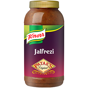 Knorr Pataks Jalfrezi Sauce 2.2ltr