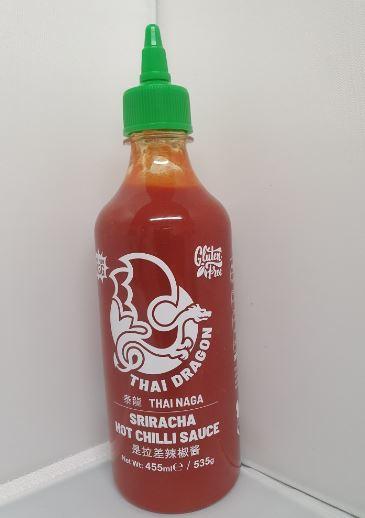 Thai Dragon Sriracha Sauce 455ml
