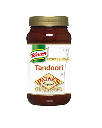 Knorr Pataks Tandoori Paste 1.15kg