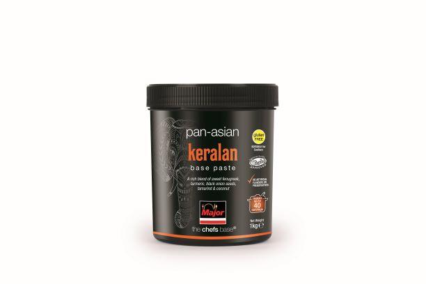 Major Keralan Pan Asian Base Paste 1kg