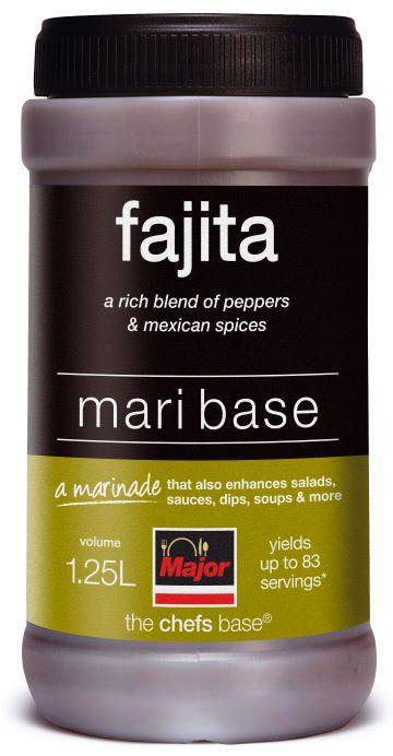 Major Fajita Mari Base 1.25ltr