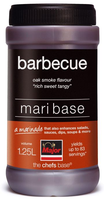 Major Barbecue Mari Base 1.25ltr