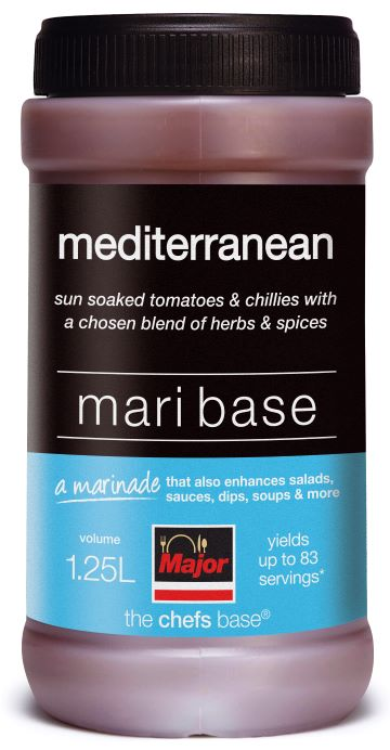Major Mediterranean Mari Base 1.25ltr