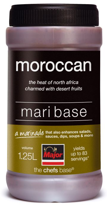 Major Moroccan Mari Base 1.25ltr