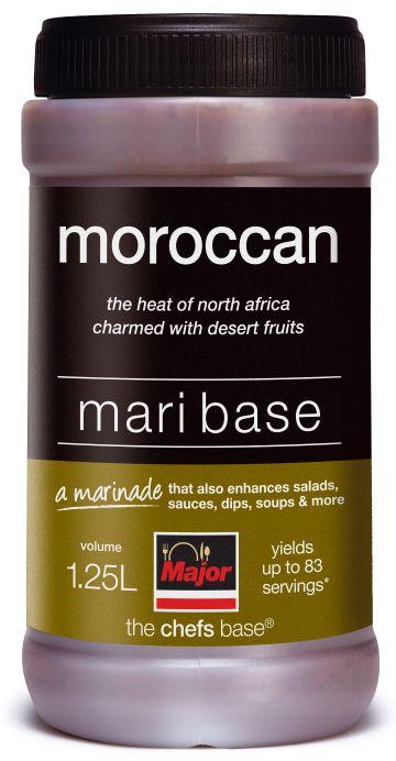 Major Moroccan Mari Base 1.25ltr