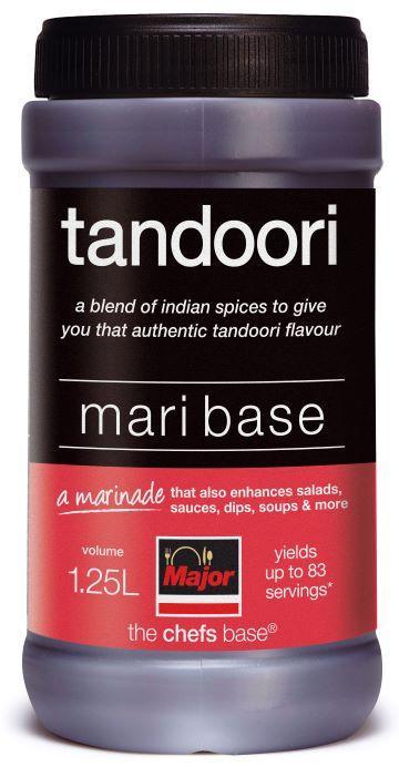 Major Tandoori Mari Base 1.25ltr