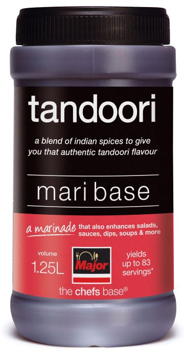 Major Tandoori Mari Base 1.25ltr
