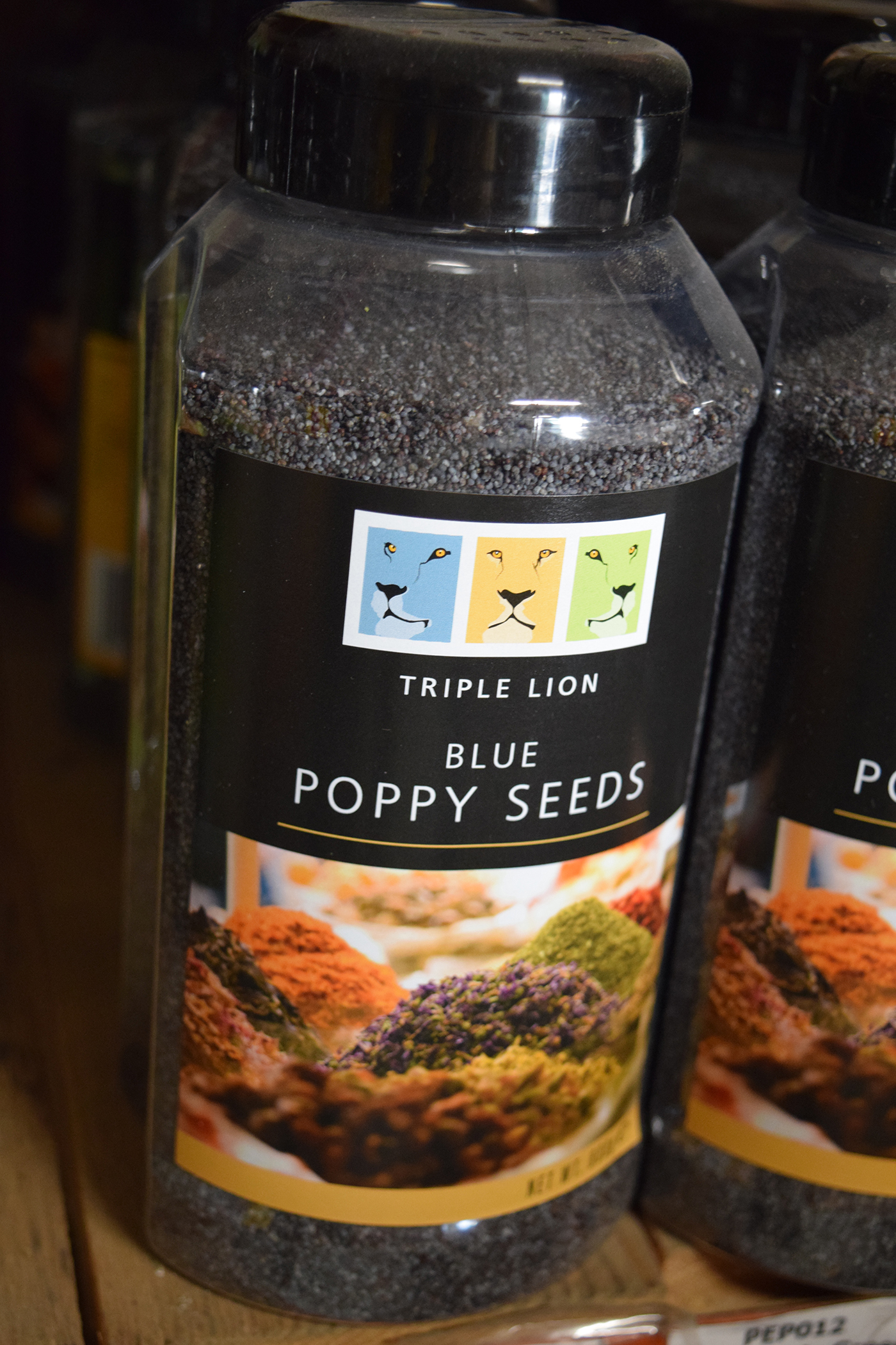 Blue Poppy Seeds 800g