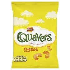 Quavers 32 x 20g