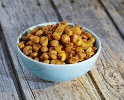 Fried and Salted Soft Chilli Corn 2kg
