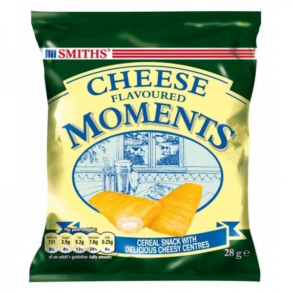 Cheese Moments 24 x 30g