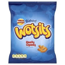 Cheese Wotsits 32 x 22g