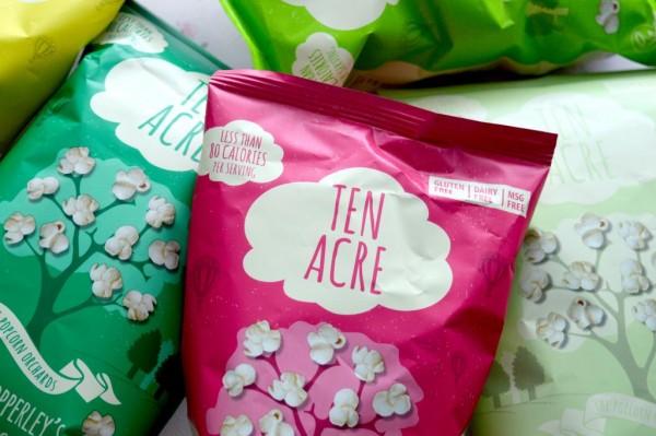 Ten Acre Sweet & Salty Popcorn 18 x 28g