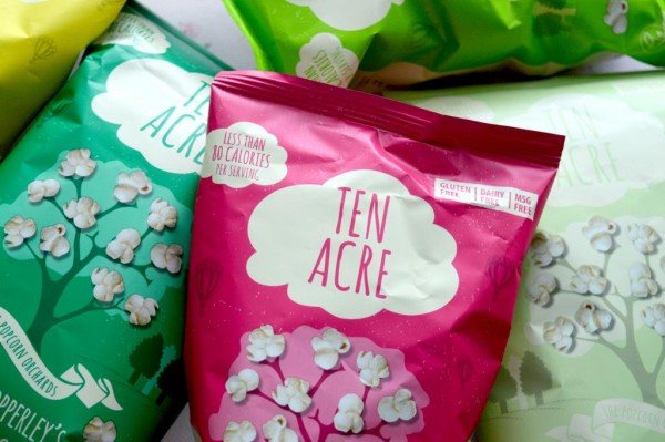 Ten Acre Sweet & Salty Popcorn 18 x 28g