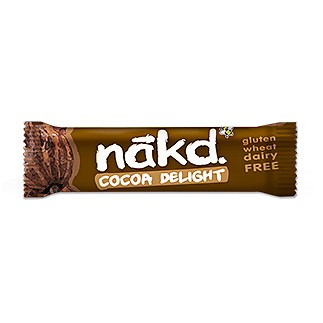 Nakd Cococa Delight Bars 18 x 35g