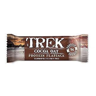 Trek Cocoa Oat Protein Bars 16 x 50g