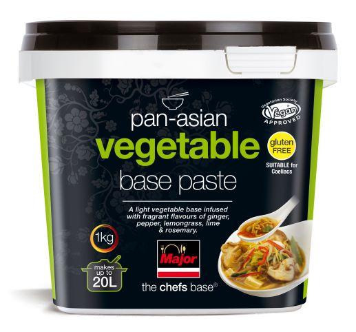 Major Pan Asian Vegetable Base Paste 1kg