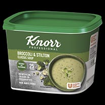 Knorr Classic Broccoli & Stilton Soup 25 Portion