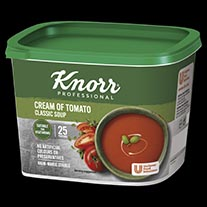 Knorr Classic Cream of Tomato Soup 25 Portion
