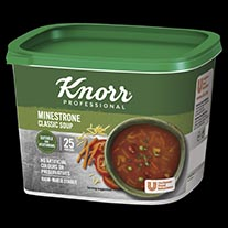 Knorr Classic Minestrone Soup 25 Portion