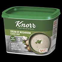 Knorr Classic Mushroom Soup 25 Portion