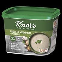 Knorr Classic Mushroom Soup 25 Portion