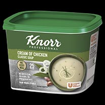 Knorr Classic Chicken Soup 25 Portion