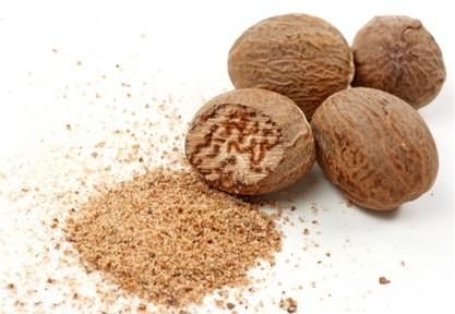 Whole Nutmeg 550g