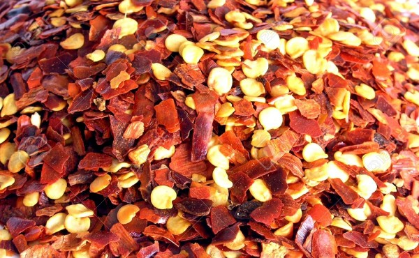 Crushed Chilli Flakes 300g