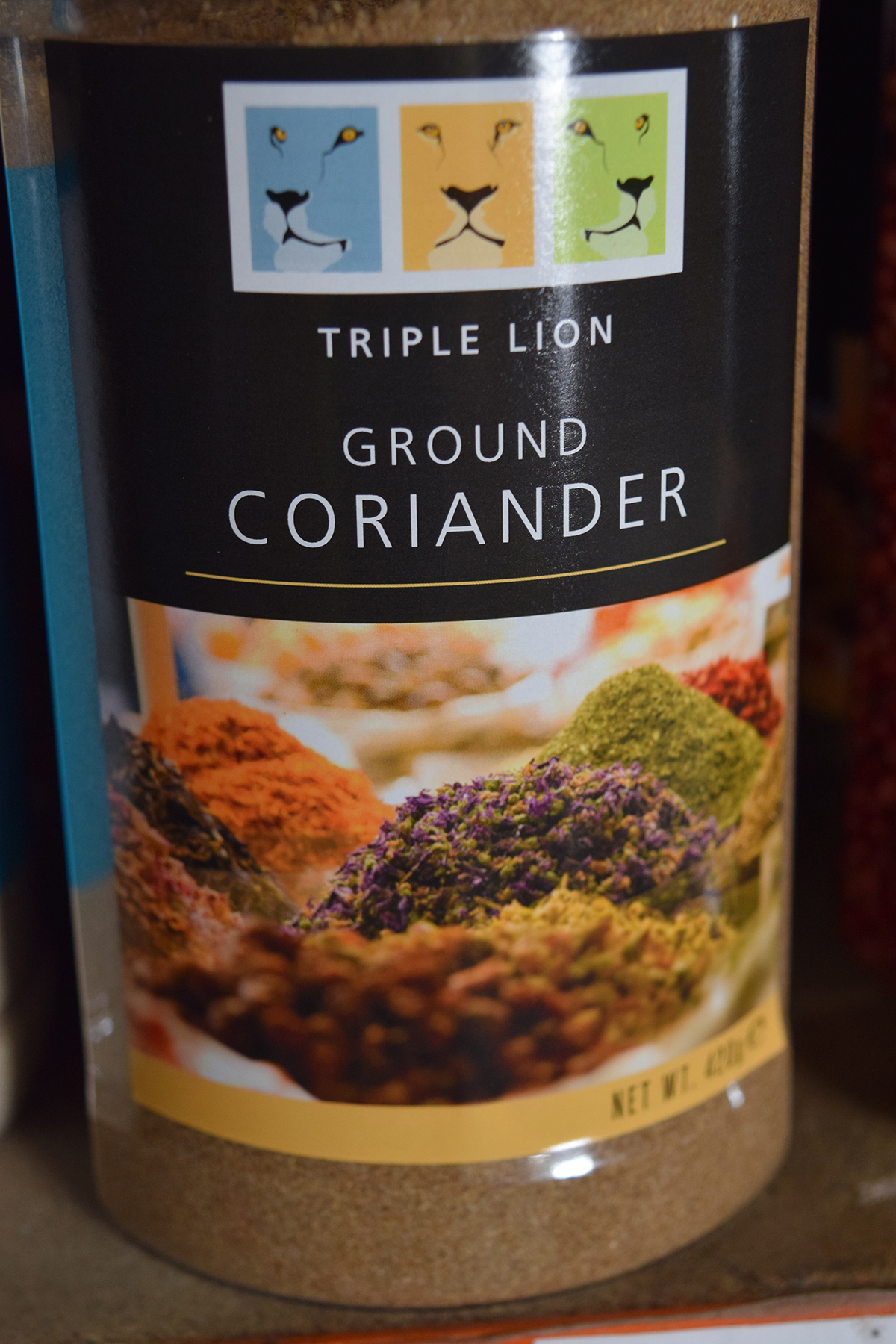Ground Coriander 420g