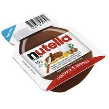 Nutella Portions 120 x 15g