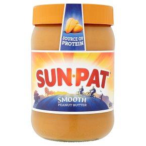 Sunpat Smooth Peanut Butter 600g