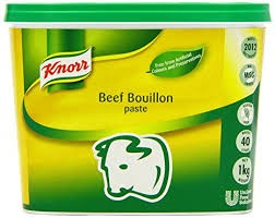 2 x Knorr Beef Bouillon 1kg For £25 OFFER
