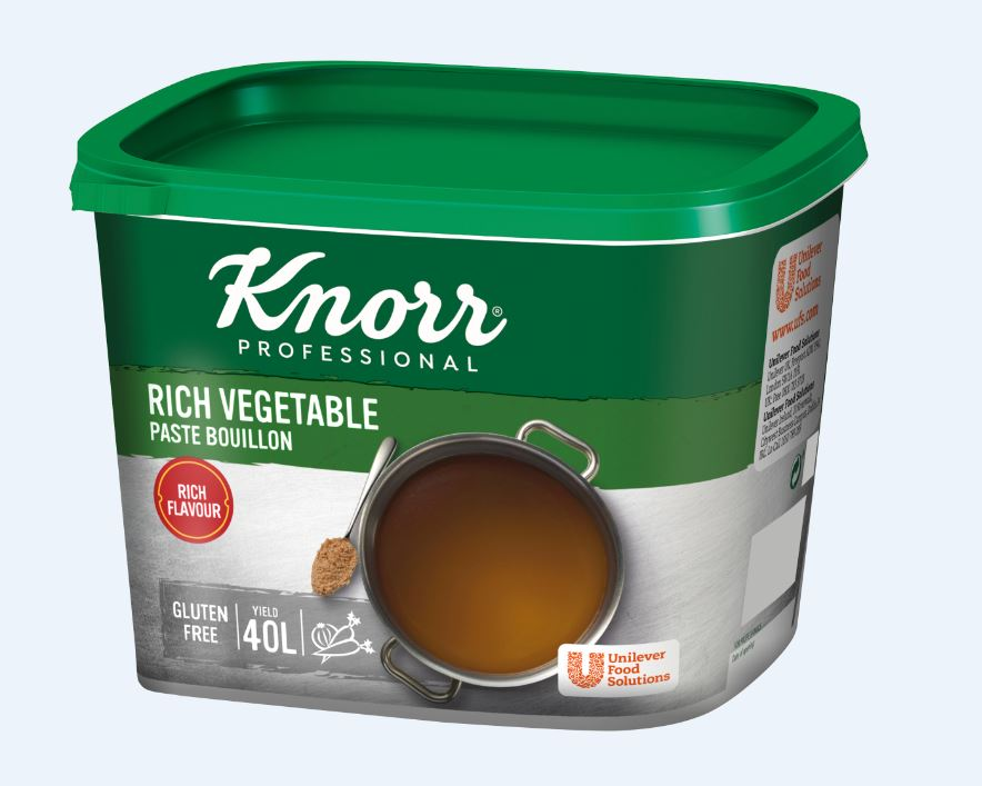 Knorr Vegetable Bouillon 1kg